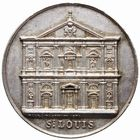 Photo numismatique  JETONS PERIODE MODERNE ADMINISTRATIONS ROME Ambassade de France Jeton
