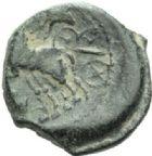Photo numismatique  MONNAIES GAULE - CELTES REMI (région de Marne et Ardennes)  Bronze avec Remo.