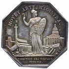 Photo numismatique  JETONS PERIODE MODERNE ADMINISTRATIONS Travaux publics Jeton de la Direction.