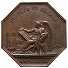 Photo numismatique  JETONS PERIODE MODERNE ACADEMIES REIMS (Marne) Jeton.
