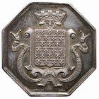 Photo numismatique  JETONS PERIODE MODERNE CAISSES D'EPARGNE BEAUGENCY (Loiret) Jeton.