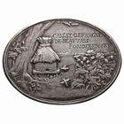 Photo numismatique  JETONS PÉRIODE MODERNE CAISSES D'EPARGNE BEAUVAIS (Oise) Jeton.