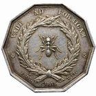 Photo numismatique  JETONS PÉRIODE MODERNE CAISSES D'EPARGNE LYON (Rhône) Jeton.