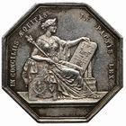 Photo numismatique  JETONS PERIODE MODERNE NOTAIRES ANGERS (Maine-et-Loire) Jeton.