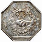 Photo numismatique  JETONS PERIODE MODERNE NOTAIRES BEAUVAIS (Oise) Jeton.