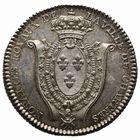 Photo numismatique  JETONS PERIODE MODERNE NOTAIRES CHARTRES (Eure-et-Loir) Jeton.