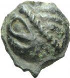 Photo numismatique  MONNAIES GAULE - CELTES LEUCI (Cours supérieurs de la Meuse et de la Moselle)  Potin.