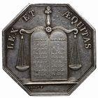 Photo numismatique  JETONS PERIODE MODERNE NOTAIRES CORBEIL (Essonne) Jeton.