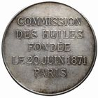 Photo numismatique  JETONS PERIODE MODERNE INDUSTRIES et CORPORATIONS Commission des  huiles Jeton.