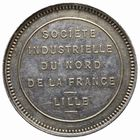 Photo numismatique  JETONS PERIODE MODERNE INDUSTRIES et CORPORATIONS Société industrielle de Lille Jeton.