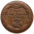 Photo numismatique  JETONS PERIODE MODERNE ECOLES et LYCEE Ecole Albert Legrand à Arcueil Jeton attribué.