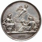 Photo numismatique  JETONS PERIODE MODERNE TRANSPORTS, ENERGIES Chemin de Fer de St Etienne à Lyon Jeton.