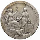 Photo numismatique  MEDAILLES PÉRIODE MODERNE TRANSPORTS, ÉNERGIES Compagnie du canal de Suez Médaille.