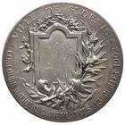 Photo numismatique  MEDAILLES PERIODE MODERNE MEDECINE, SANTE Concours d'ambulances de Saint Denis Médaille.
