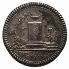 Photo numismatique  JETONS PERIODE MODERNE MEDECINE, SANTE Société médico-pratique Jeton.