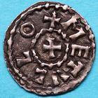 Photo numismatique  MONNAIES CAROLINGIENS CHARLES LE CHAUVE, roi (840-875) Monnayage après 848 Obole de Melle.