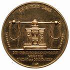 Photo numismatique  MONNAIES MODERNES FRANÇAISES 4ème RÉPUBLIQUE (16 janvier 1947-3 octobre 1958)  Module de 20 francs or.