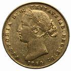 Photo numismatique  MONNAIES MONNAIES DU MONDE AUSTRALIE VICTORIA (1837-1901) Souverain or.