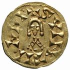 Photo numismatique  MONNAIES PEUPLES BARBARES VISIGOTHS SUINTHILA (621-631) Tremissis.