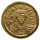Photo numismatique  MONNAIES EMPIRE BYZANTIN PHOCAS (602-610)  Solidus.