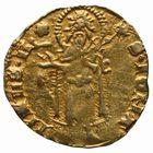 Photo numismatique  MONNAIES MONNAIES DU MONDE ESPAGNE BARCELONE, Pierre III (1336-1387) Demi florin d'or.