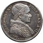 Photo numismatique  MONNAIES MONNAIES DU MONDE ITALIE SAINT-SIEGE, Grégoire XVI (1831-1846) 50 baiocchi.