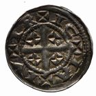 Photo numismatique  MONNAIES MONNAIES DU MONDE ALLEMAGNE COLOGNE Reinald von Dassel (1159-1167) Pfennig.