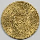 Photo numismatique  MONNAIES MONNAIES DU MONDE ITALIE SAVOIE-SARDAIGNE, Charles Félix (1821-1831) 20 lire or.