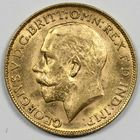 Photo numismatique  MONNAIES MONNAIES DU MONDE AUSTRALIE GEORGE V (1910-1936) Souverain or.