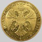 Photo numismatique  MONNAIES MONNAIES DU MONDE YOUGOSLAVIE ALEXANDRE Ier (1921-1934) 4 ducats or pour la Croatie.