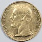 Photo numismatique  MONNAIES MONNAIES DU MONDE MONACO ALBERT Ier (1889-1922) 100 francs or.