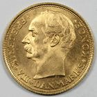 Photo numismatique  MONNAIES MONNAIES DU MONDE DANEMARK FRÉDÉRIC VIII (1906-1912) 20 couronnes or.