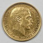 Photo numismatique  MONNAIES MONNAIES DU MONDE DANEMARK CHRISTIAN X (1912-1947) 10 couronnes or.
