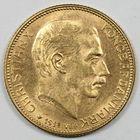 Photo numismatique  MONNAIES MONNAIES DU MONDE DANEMARK CHRISTIAN X (1912-1947) 20 couronnes or.