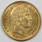 Photo numismatique  MONNAIES MONNAIES DU MONDE COLOMBIE République (depuis 1830) 10 pesos or.