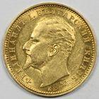 Photo numismatique  MONNAIES MONNAIES DU MONDE BULGARIE FERDINAND (1887-1918) 20 leva or.