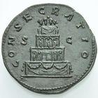 Photo numismatique  MONNAIES EMPIRE ROMAIN ANTONIN LE PIEUX (César 138 - Auguste 138-161)  Sesterce frappé à Rome après 161.