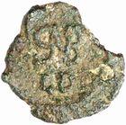 Photo numismatique  ARCHIVES VENTE 2010 -Amateur B 1 et B Chawartz 2 PEUPLES BARBARES BURGONDES Monnayage de GONDEBAUD (473-516) 20- Nummus ou monnaie de cuivre, émis après 507 à Lyon.