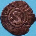 Photo numismatique  MONNAIES ROYALES FRANCAISES PHILIPPE Ier (4 août 1060-29 juillet 1108) Hors domaine royal Denier de Mâcon.
