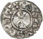 Photo numismatique  ARCHIVES VENTE 2010 -Amateur B 1 et B CHWARTZ 2 CAROLINGIENS CHARLES LE SIMPLE (28 janvier 893-destitué en 923)  88- Denier de Mâcon (Saône-et-Loire).