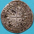 Photo numismatique  MONNAIES ROYALES FRANCAISES LOUIS IX, Saint Louis (3 novembre 1226-24 août 1270)  Gros tournois.