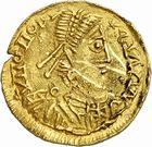 Photo numismatique  ARCHIVES VENTE 2010 -Amateur B 1 et B CHWARTZ 2 PEUPLES BARBARES SUEVES Au nom d'HONORIUS, empereur (393-423) 133-Solidus émis à Braga
