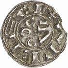 Photo numismatique  ARCHIVES VENTE 2010 -Amateur B 1 et B Chawartz 2 BARONNIALES Vicomté d'ALBI  247- Denier du XIe siècle au nom de Raymond