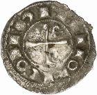 Photo numismatique  ARCHIVES VENTE 2010 -Amateur B 1 et B Chawartz 2 BARONNIALES Comté de TOULOUSE RAYMOND V à RAYMOND VII (1148-1194-1222-1249) 260- Obole.