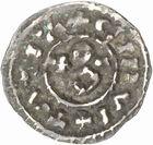 Photo numismatique  ARCHIVES VENTE 2010 -Amateur B 1 et B Chawartz 2 BARONNIALES Comté de CARCASSONNE (Xe - XIe siècles) 263- Obole.