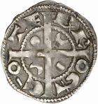 Photo numismatique  ARCHIVES VENTE 2010 -Amateur B 1 et B Chawartz 2 BARONNIALES Vicomté de CARCASSONNE RAYMOND ROGER TRENCAVEL (1194-1309) 264-  Denier.