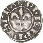 Photo numismatique  ARCHIVES VENTE 2010 -Amateur B 1 et B Chawartz 2 ROYALES FRANCAISES PHILIPPE IV LE BEL (5 octobre 1285-30 novembre 1314)  275- Toulousain.