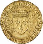 Photo numismatique  ARCHIVES VENTE 2010 -Amateur B 1 et B Chawartz 2 ROYALES FRANCAISES LOUIS XII (8 avril 1498-31 décembre 1514)  280- Ecu d'or au porc-épic (19 novembre 1507), Toulouse