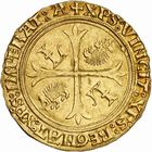 Photo numismatique  ARCHIVES VENTE 2010 -Amateur B 1 et B CHWARTZ 2 ROYALES FRANCAISES LOUIS XII (8 avril 1498-31 décembre 1514)  280- Ecu d'or au porc-épic (19 novembre 1507), Toulouse