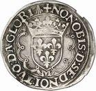 Photo numismatique  ARCHIVES VENTE 2010 -Amateur B 1 et B Chawartz 2 ROYALES FRANCAISES FRANCOIS I (1er janvier 1515–31 mars 1547)  282- Teston du 25 ème type, 1547 Toulouse.